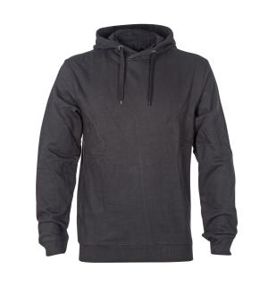 UMBRO Hood Top Basic Jr Sort 116 Bomullsgenser med hette